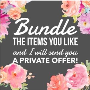 Other - 💰🛍 Bundle Offers🛍💰